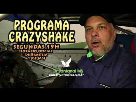 CHAMADA PROGRAMA CRAZY SHAKE