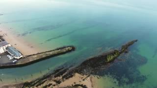 Lundin Links (on the beach)