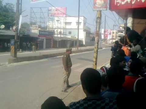 Narendra modi convoy  Varanasi