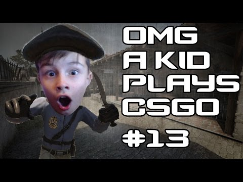 RANK UP??!! | CSGO #13 | 9 year old kid ( Dutch )