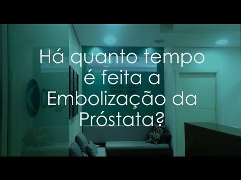 embolização da prostata en portugal