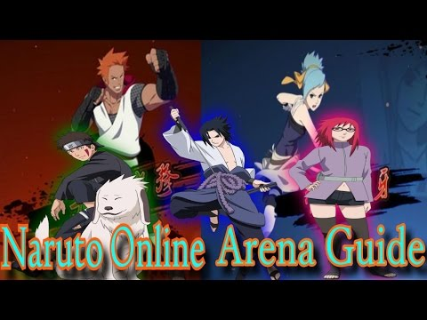 Naruto Online: Free To Play Team - Arena Guide - Water And Earth Main from YouTube · Duration:  13 minutes 6 seconds