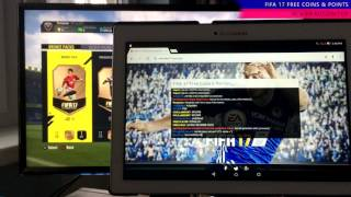 Fifa 17 hack ????⚽️ unlimited free coins points glitch & cheats (xbox ps pc mobile)