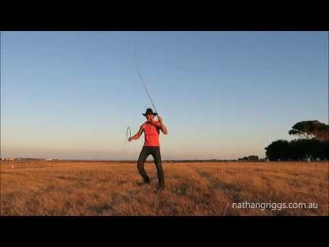 Nathan Griggs - Whip Cracking to Music (Whip Music)