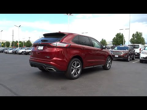 2018 Ford Edge Salt Lake City, Murray, South Jordan, West Valley City, West Jordan, UT 50901