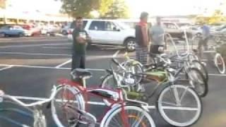 ANTIQUE VINTAGE CLASSIC BICYCLE SHOW