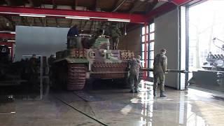 DasPanzermuseum VidCast: Hinter den Kulissen 4 - Tiger
