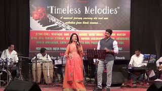 Rahe na rahe hum by Meenakshi Wadekar and Satish samant