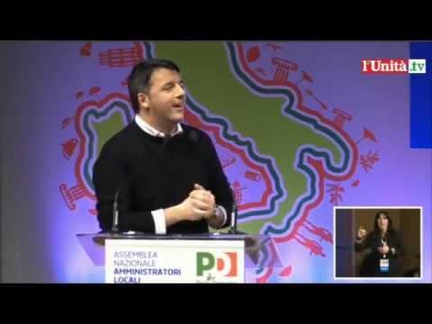 Intervento di Matteo Renzi a Rimini 28 gennaio 2017