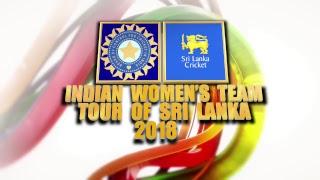 Post 2nd ODI Match Interview - India Womens tour of Sri Lanka 2018