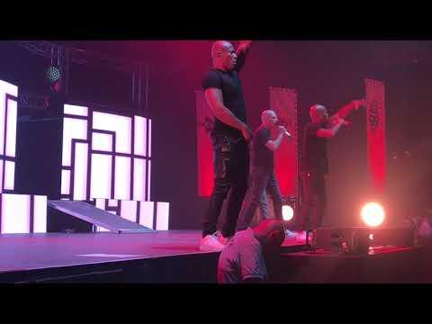 Inédit concert IAM au dôme de Marseille 11/2017 (première partie carpe-diem)