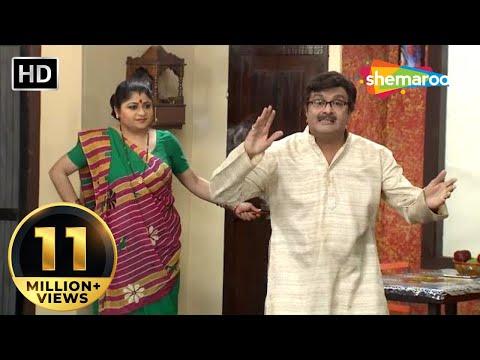 Siddharth Randeria Comedy Scenes | Gujjubhai Banya Dabang | Gujarati Scenes