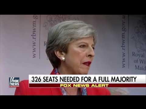 British PM Theresa May facing pressure to resign
