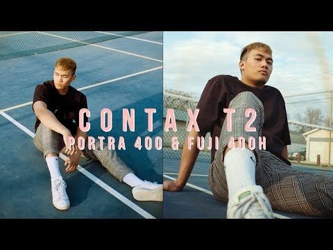 Contax T2: An Overview Of The Best Point & Shoot Film Camera // Feat. Reimon Jericho