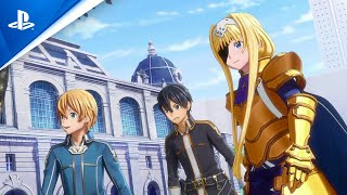Sword Art Online: Alicization Lycoris | Launch Trailer | PS4