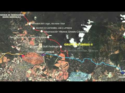 Sistemas de Acueducto y Alcantarillado de Pmá Grupo de Obras 2