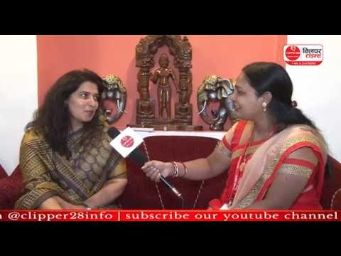 'SHE The Power' - Exclusive interview with SAROJ PANDEY | Clipper28 | Raipur