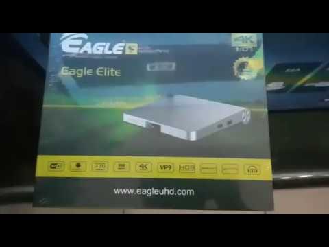 Eagle Elite Android TV Box