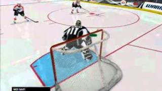 NHL 11 PS3 - Goalie Interactive Tutorial