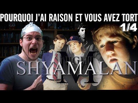 PJREVAT - M. Night Shyamalan : Praying with Anger/Éveil à la vie/Sixième Sens (1/4)