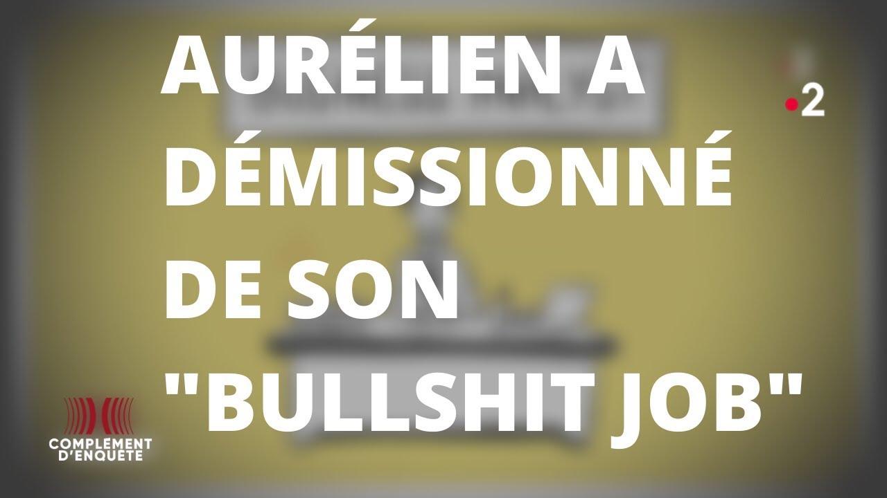 """Download Complément d'enquête. Profession ? """"Job à la con"""" #2 - 14 novembre 2019 (France 2)"""