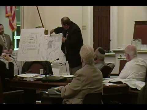 Planning Board of Elizabeth (NJ) Meeting - 11/3/11