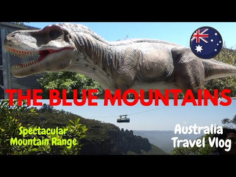 Echo Point to Katoomba Falls | Day Hike | Blue Mountain | Echo Point from YouTube · Duration:  11 minutes 33 seconds