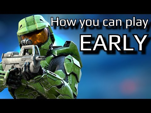 My involvement with Halo MCC PC and how you can play EARLY! Halo: The Master Chief Collection