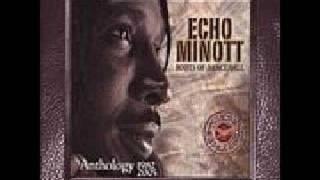 Echo Minott - Mad over me