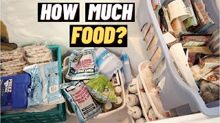 15 Cubic Foot Chest Freezer Review   How Much Food Fits?