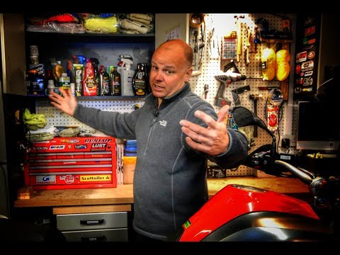 Top 5 Motorcycle Cleaning Products