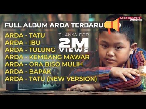 ARDA - FULL ALBUM (LIVE VERSION u0026 LIRIK) | LAGU JAWA TERPOPULER