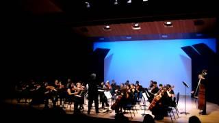 Mount Royal Conservatory Strings Richard Meyer Bailes para Orquestra