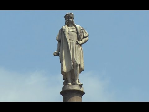 War on statues in NYC as Christopher Columbus might be next