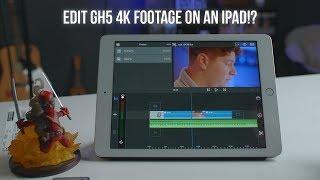 Video 2018 iPad + Lumafusion ► Edit GH5 4k 10bit Footage on the Go download MP3, 3GP, MP4, WEBM, AVI, FLV September 2018