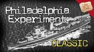 The Philadelphia Experiment - CLASSIC - Stuff They Don