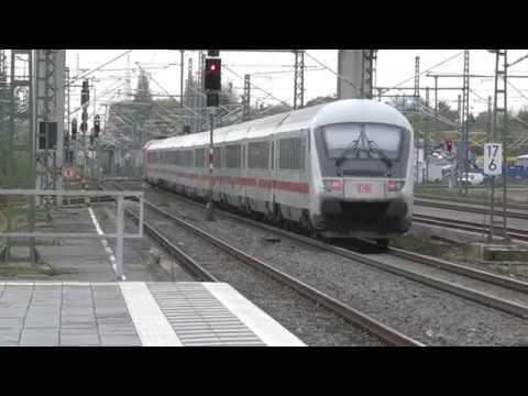 Opladen Deutsche Bahn IC, ICE, Regional Bahn and Freight Trains