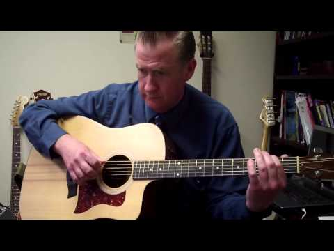 Thumbnail: Walking the Blues in Open D Tuning