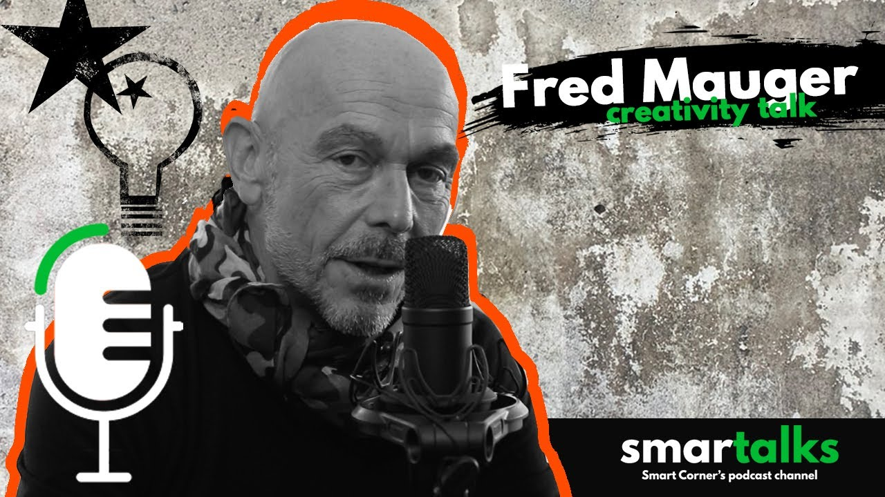 Fred Mauger - CDZiD La Manufacture Créative - SMARTALKS