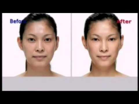 Результаты до и после массажа Цоган