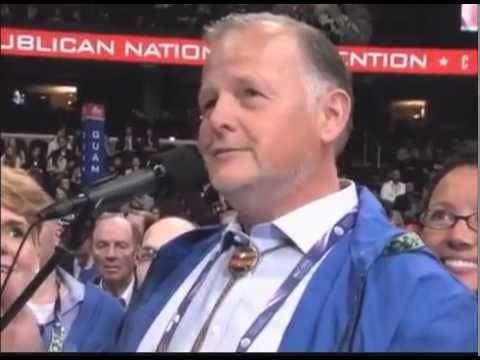 News 13 - How Alaska Delegate Votes Were Counted At 2016 Republican National Convention