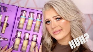 TARTE SHAPE TAPE FOUNDATION REVIEW & DEMO