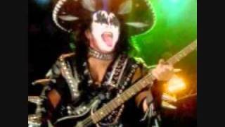 KISS:Who Wants To Be Lonely  With lyrics