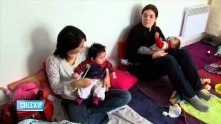 Santé : des ateliers de massages pour les bébés