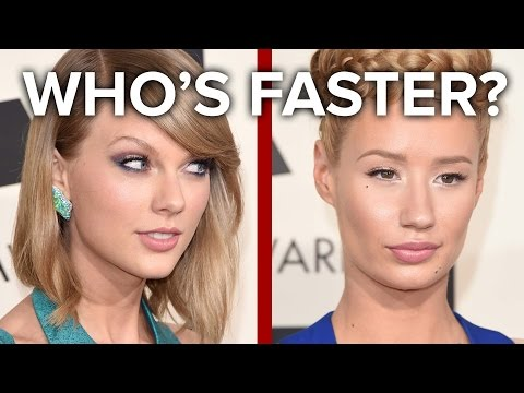 Which Celeb Evaded BuzzFeed The Quickest At The Grammy Awards Red Carpet?