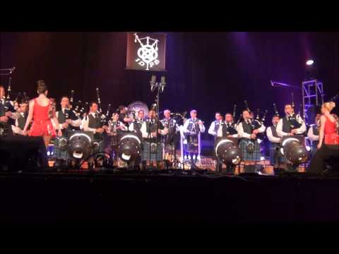 4  Old Skool Jigs   Inverary Pipe Band   2013 Royal Concert Hall