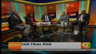 Power Breakfast: News Review| SGR trial run