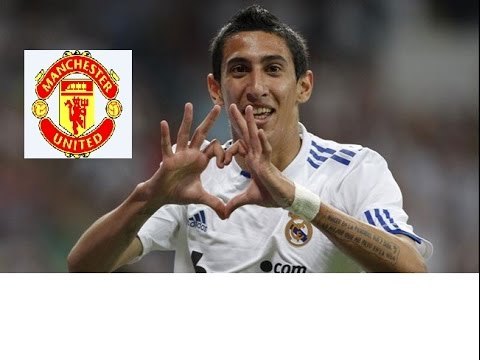 Angel Di Maria ● Welcome to Manchester United - Skills ,Goals & Passes 2014