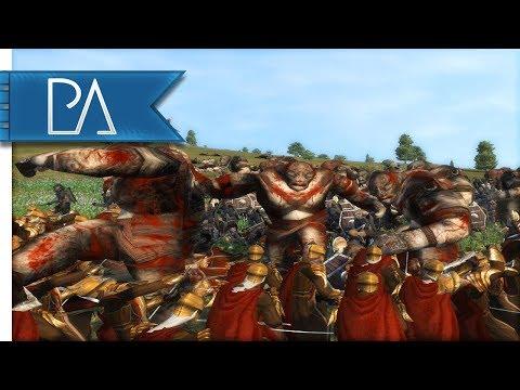LAST MINUTE ALLIANCE: FFA MATCH - Third Age Reforged Mod Gameplay