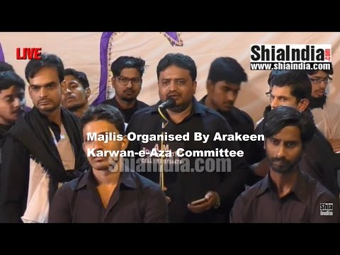 3rd Rabi-Ul-Awwal Majlis From Maula Ka Chilla 1438-2016